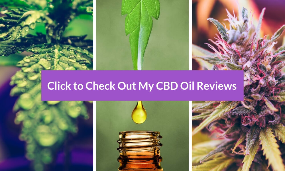 Click to check out my CBD Oil Reviews