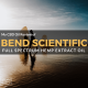 My CBD Oil Review of Bend Scientific Hemp Extract Oil for Pain