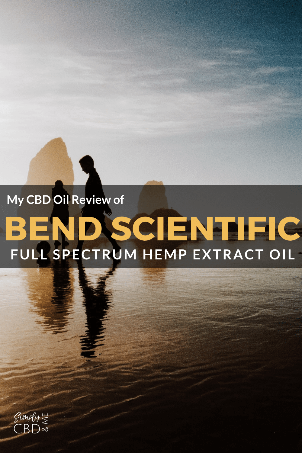 Read my CBD Oil Review of Bend Scientific Hemp Extract Oil and how it has changed my life!