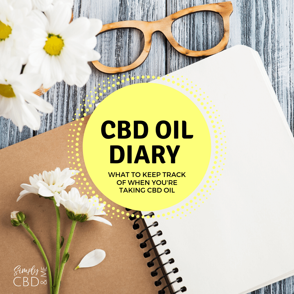 CBD Oil Daily Diary: What information to keep track of when taking CBD oil every day